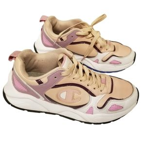 Champion Pink Comfty Sneakers
